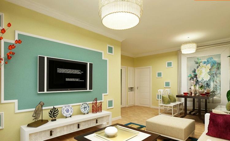 小户型客厅