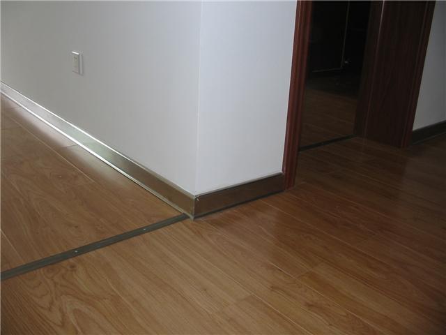 铝合金踢脚线价格是多少 铝合金踢脚线的优缺点