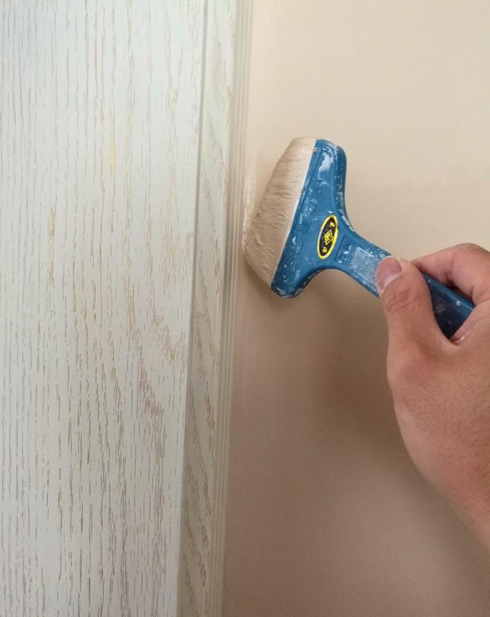 如何修补乳胶漆墙面