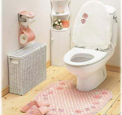 卫浴间清洁保养技巧