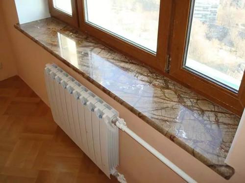 大理石窗台该怎么安装 大理石窗台安装注意事项
