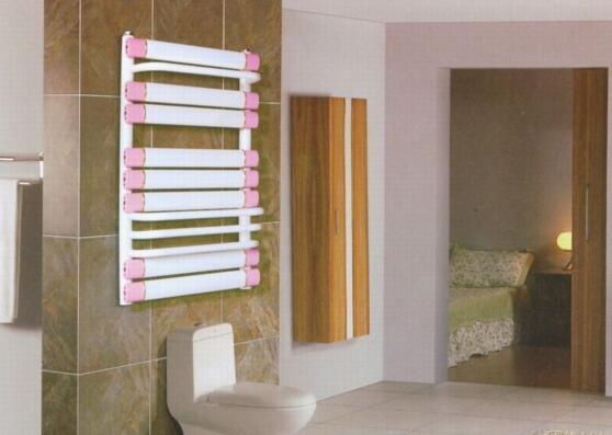 卫浴暖气片安装位置及原理