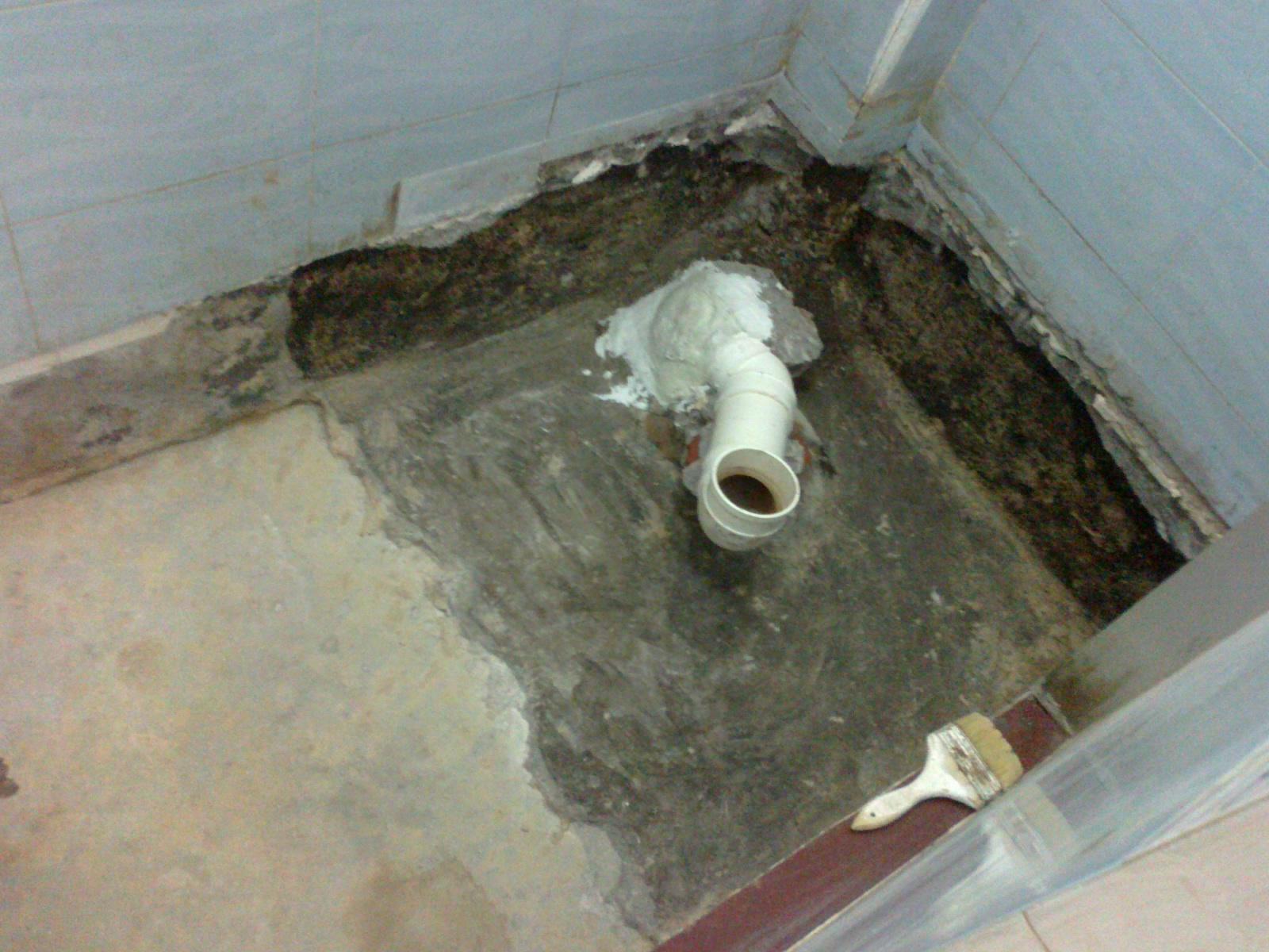 你家卫生间漏水了吗?卫生间维修方法