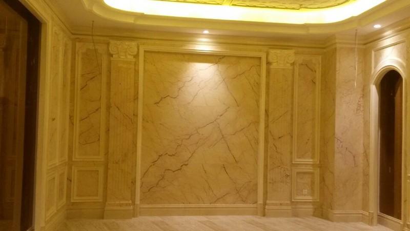 大理石墙面施工安装 需注意哪些问题呢?